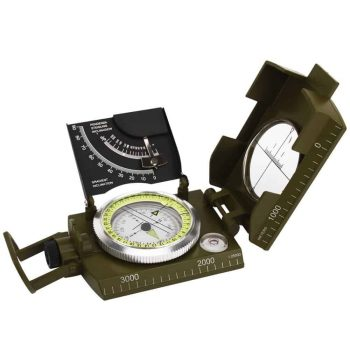 AUFO Tactical Multifuction Military Army Compass