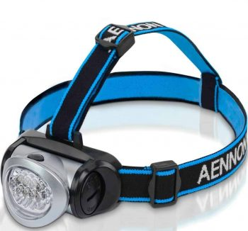Aennon Headlamp Flashlight