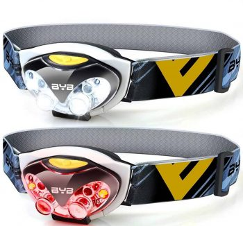 BYB E-0460 LED Headlamp