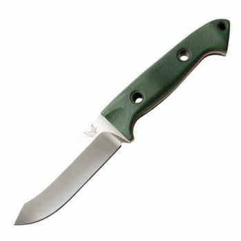 Benchmade - Bushcrafter 162 Knife, Drop-Point