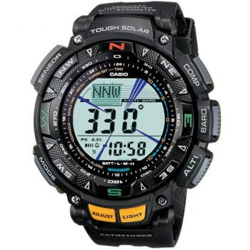 Casio Mens PAG240-1CR Pathfinder
