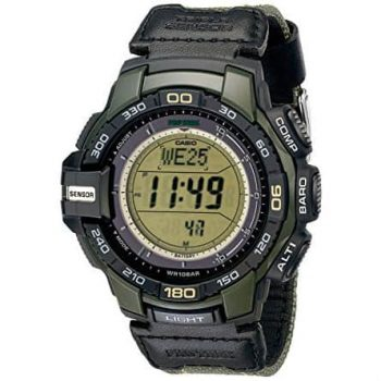 Casio Mens PRG-270B-1CR PRO TREK Aviator Black Watch