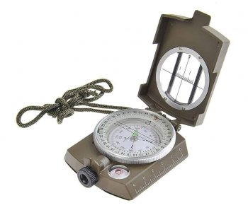 Huntington MG1 Black Military Compass