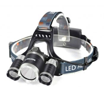 Mifine Waterproof LED Headlight