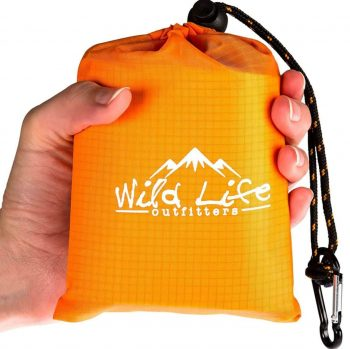 Wildlife Outfitters Kanga Pocket Blanket