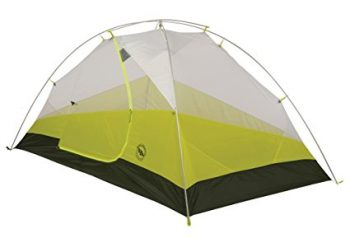 Big Agnes Tumble 2 Person mtnGLO Backpacking Tent