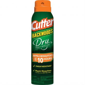 Cutter Backwoods Dry Insect Repellent