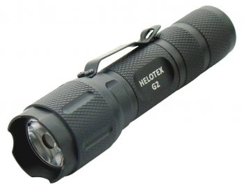 Helotex G2 CREE LED Flashlight