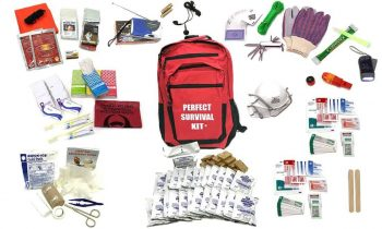 Deluxe Perfect Survival Kit