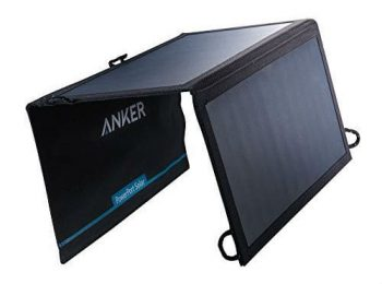 The Anker PowerPort Solar Lite