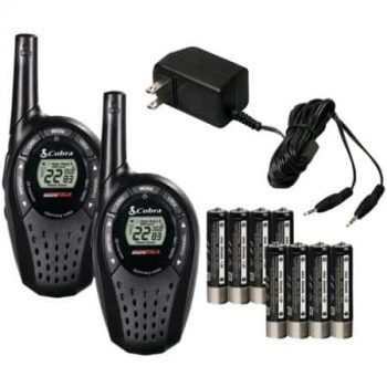 Cobra CXT235 Two-Way Radios