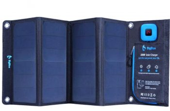 BigBlue 28W Solar Powered Charger