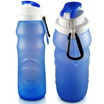 Geusa Collapsible Travel Water Bottle