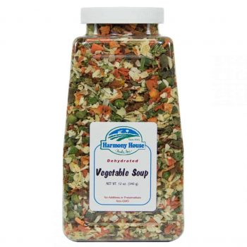 Harmony House Foods Dried Vegetable Soup Mix