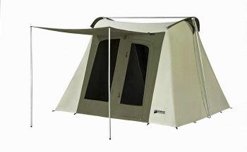 Kodiak Flex-Bow 6-Person Deluxe Tent