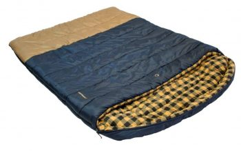 Ledge Sports Alaska King Size Sleeping Bag