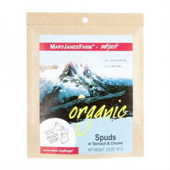 Mary Jane's Farm Organic Spuds with Spinach