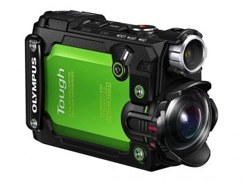 Olympus 8 Waterproof TG-Tracker