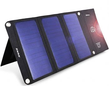 SNAN Portable Solar Charger
