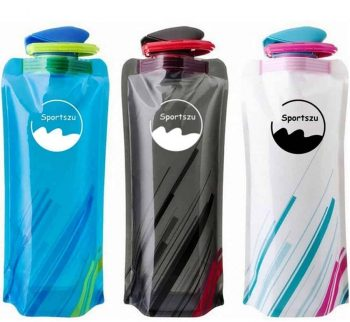 Sportszu Collapsible Water Bottles