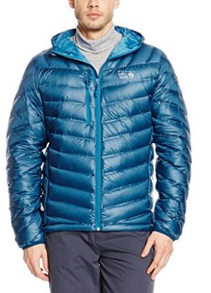 Mountain Hardwear StretchDown RS Hooded Outdoor Jacket
