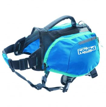Outward Hound DayPak Dog Backpack Adjustable Saddlebag Style Dog Accessory