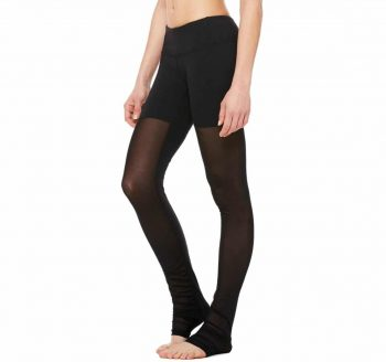 Alo Yoga Women's Mesh Goddess Legging