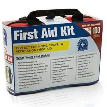 Always Prepared First Aid Kit