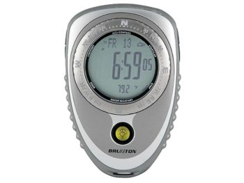 Brunton Nomad V2 Pro Digital Compass with Barometer Altimeter