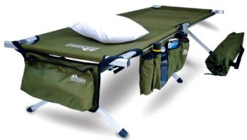 Earth Products Jamboree Folding Cot.