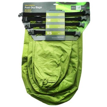 Exped 4-Pack Dry Bags