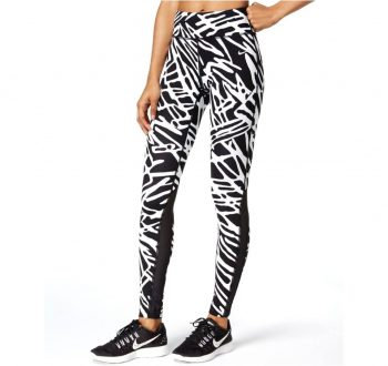 Nike Epic Lux Palm-Print Dri-FIT Leggings