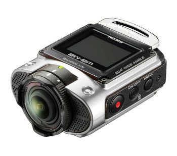Ricoh WG-M2 Wi-Fi 4K Ultra HD Video Action Camera