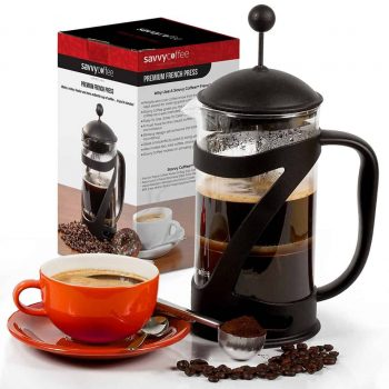 Savvy Coffee French Press Set