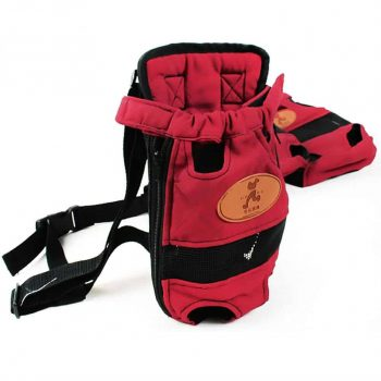 Vere Gloria dog backpack
