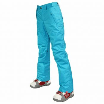 APTRO Women's High Windproof Waterproof Bright Color Ski Snowboarding Pants