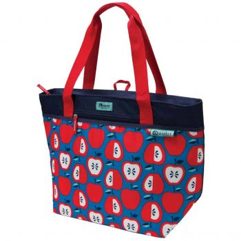 Apples Thermal Tote
