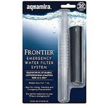 Aquamira Water Straw