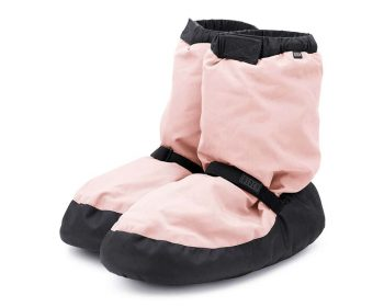 Bloch Dance Warm up Bootie Shoe