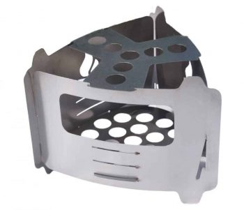 Bushbox Ultra-Light Outdoor Pocket Stove
