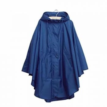 Ezyoutdoor Raincoat Rain Poncho