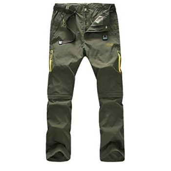 Geval Convertible Pants
