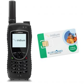 Iridium Satellite Phone Kit