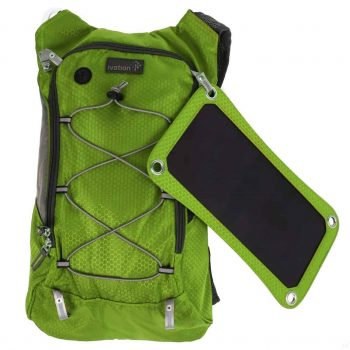 Ivation Solar Backpack