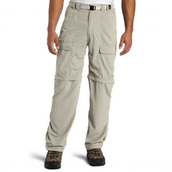 White Siera Inseam Pants