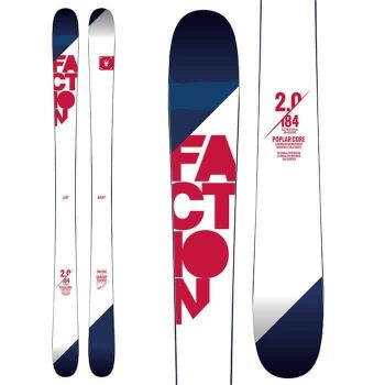 Faction Men's Ski Candide 2.0