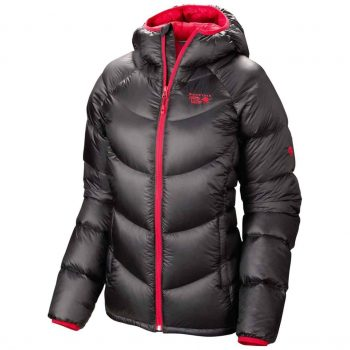 Mountain Hardwear Women's Kelvinator Hooded Jacket