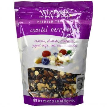Wild Roots 100 Natural Trail Mix