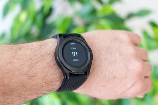 itness and heart rate monitor