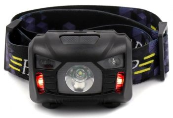 Headlamp with 6 Light Modes